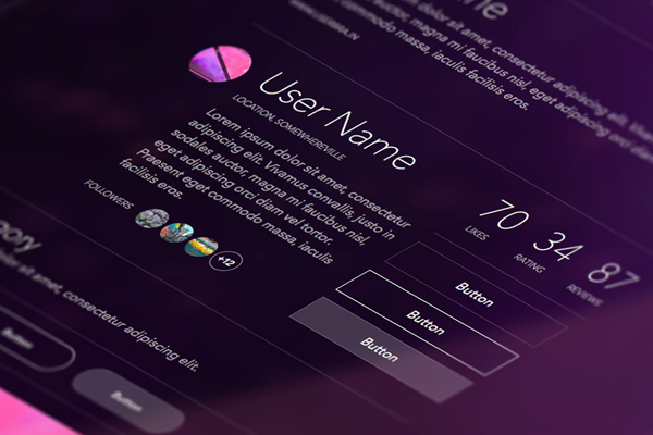 Free Sketch UI Kit