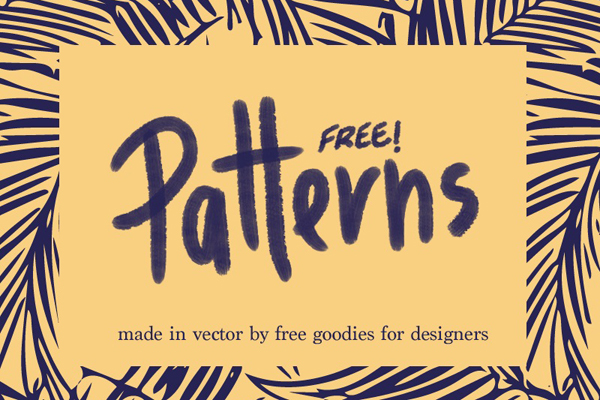 15 FREE FRESH COLORFUL PATTERNS
